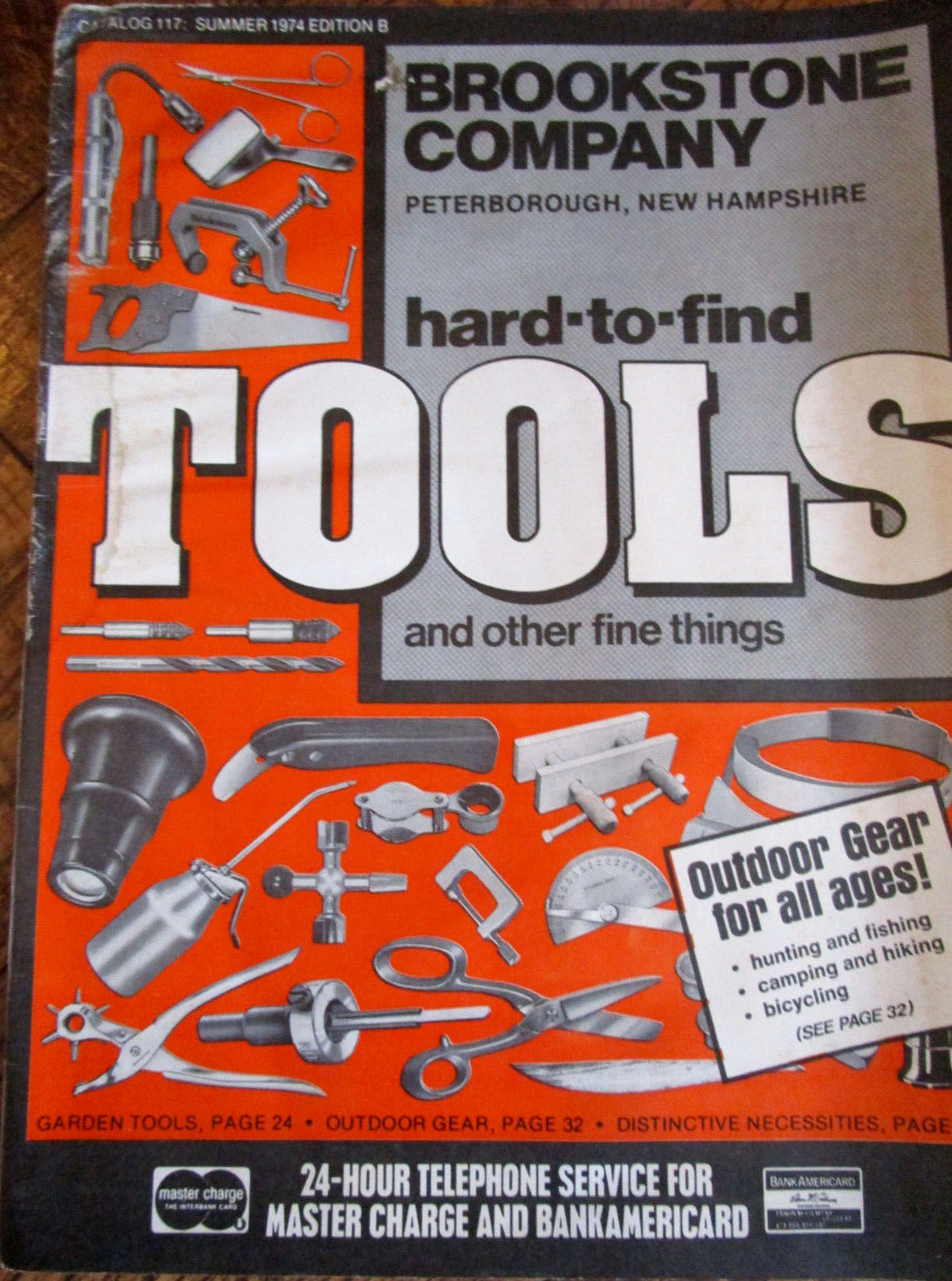 Brookstone's Hard To Find Tools