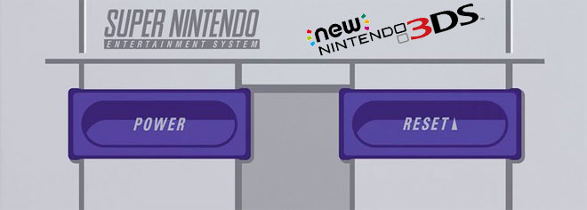 SNES-themed 3DS XL