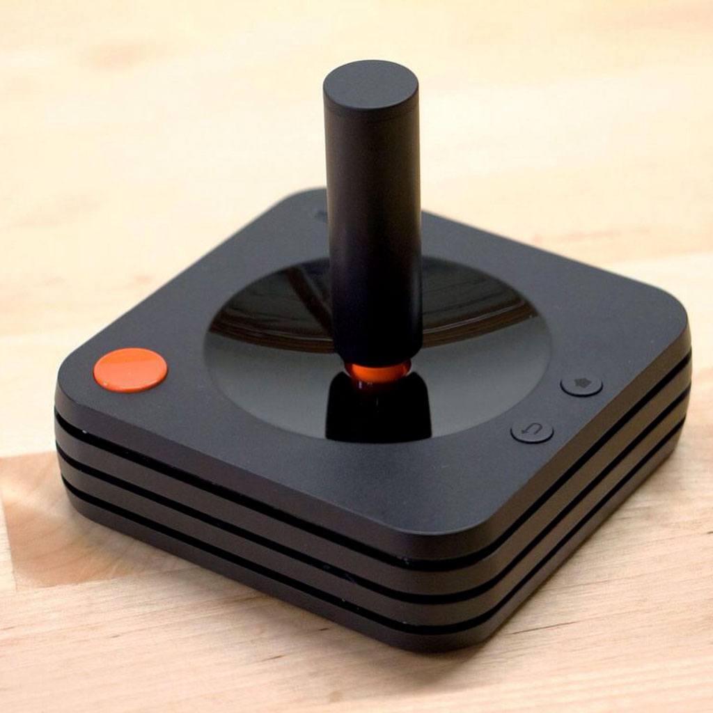 The Ataribox joystick