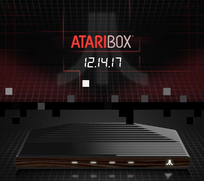 The Ataribox launches on Indiegogo