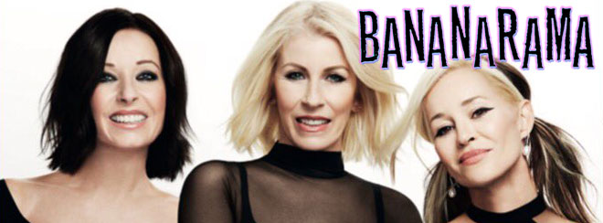 Bananarama is reuniting for a 15-date UK tour