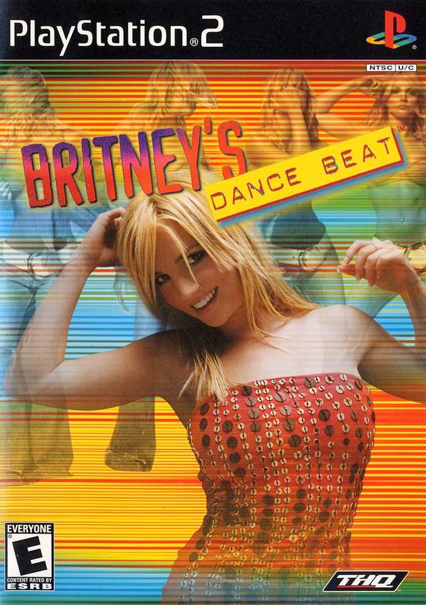 Britney's Dance Beat for PS2