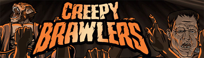 Creepy Brawlers for NES