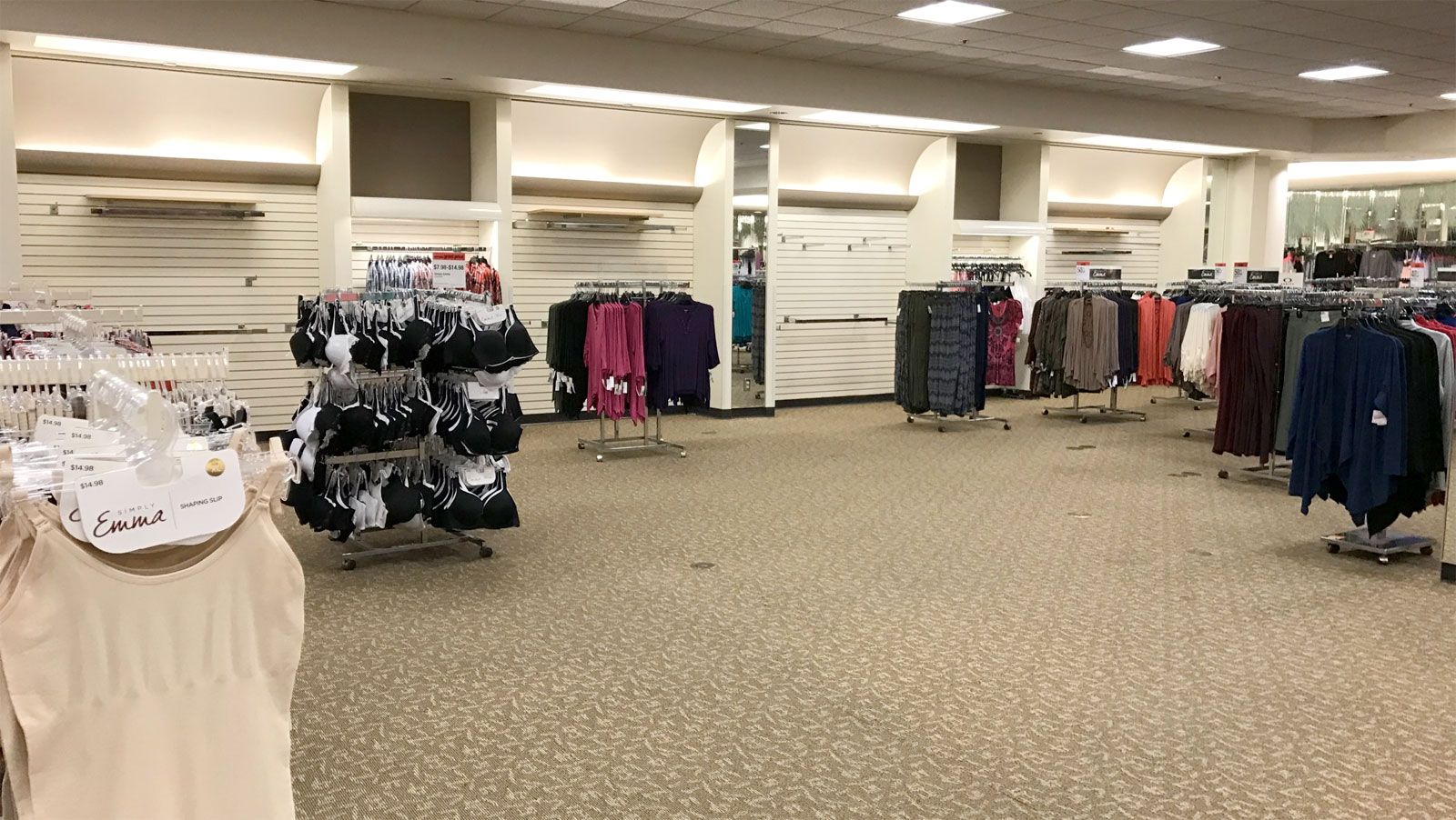 Sears lack of inventory