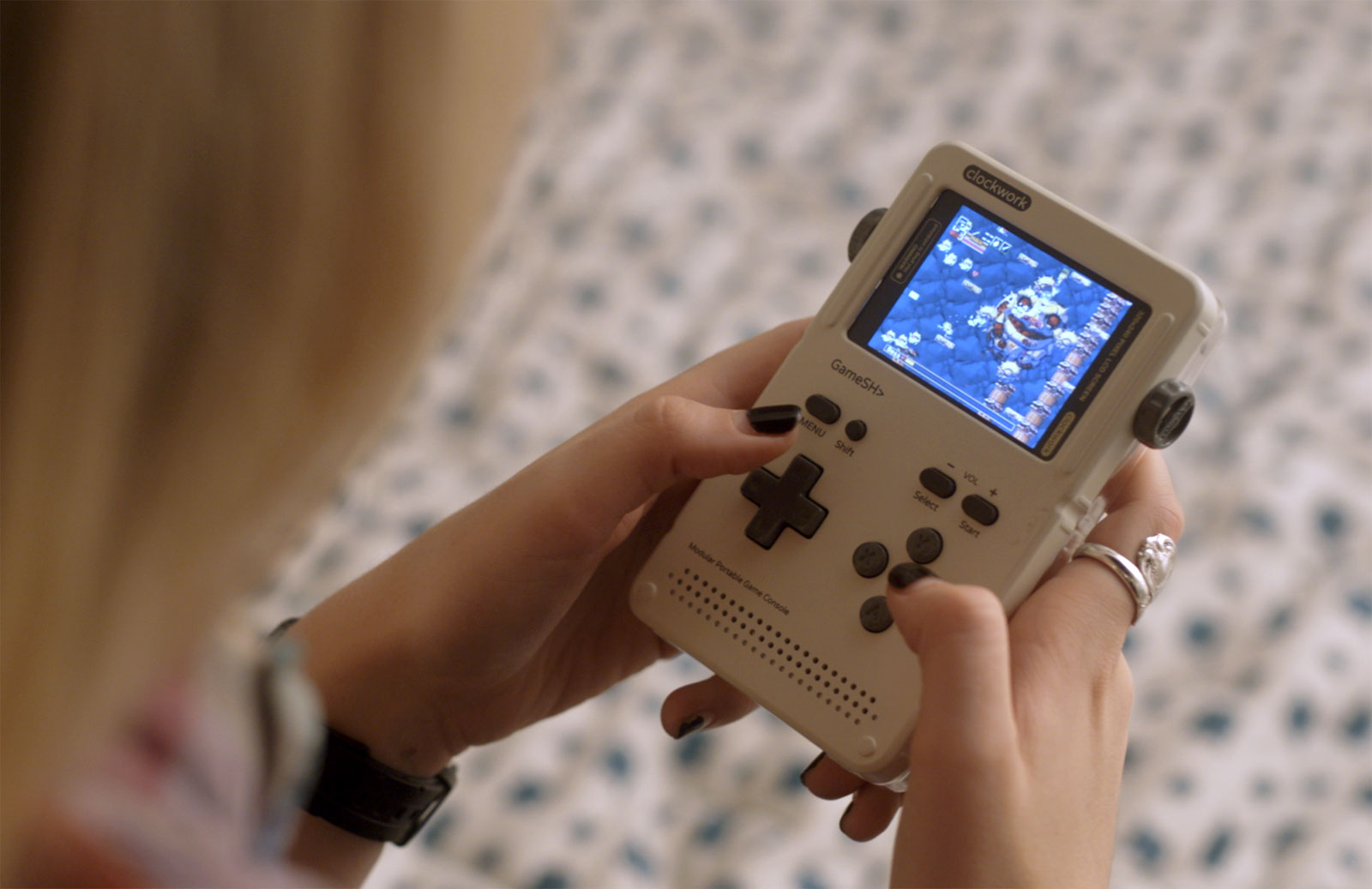 GameShell Retro Game Console
