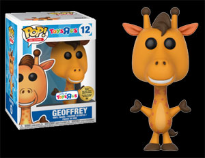 Geoffrey The Giraffe Funko figure