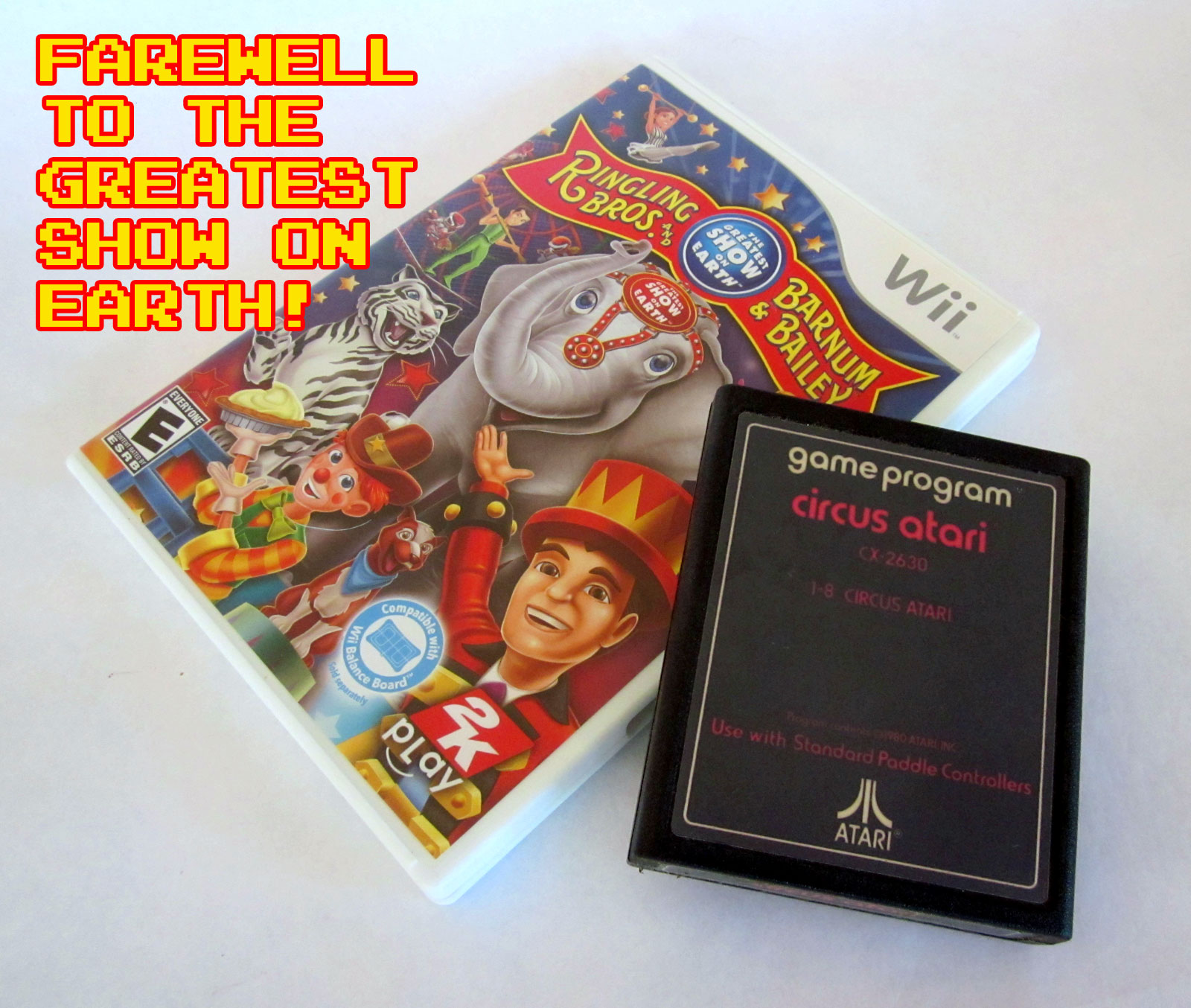 Ringling Bros. and Barnum & Bailey video game