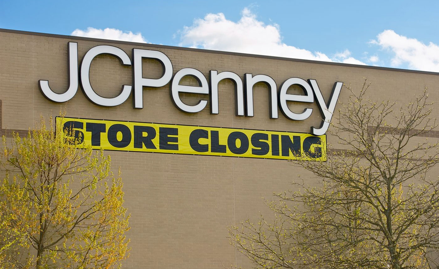 JC Penny store closing