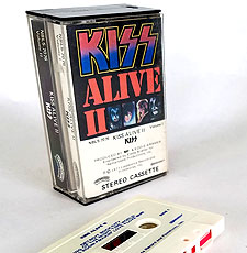 Kiss Alive II album