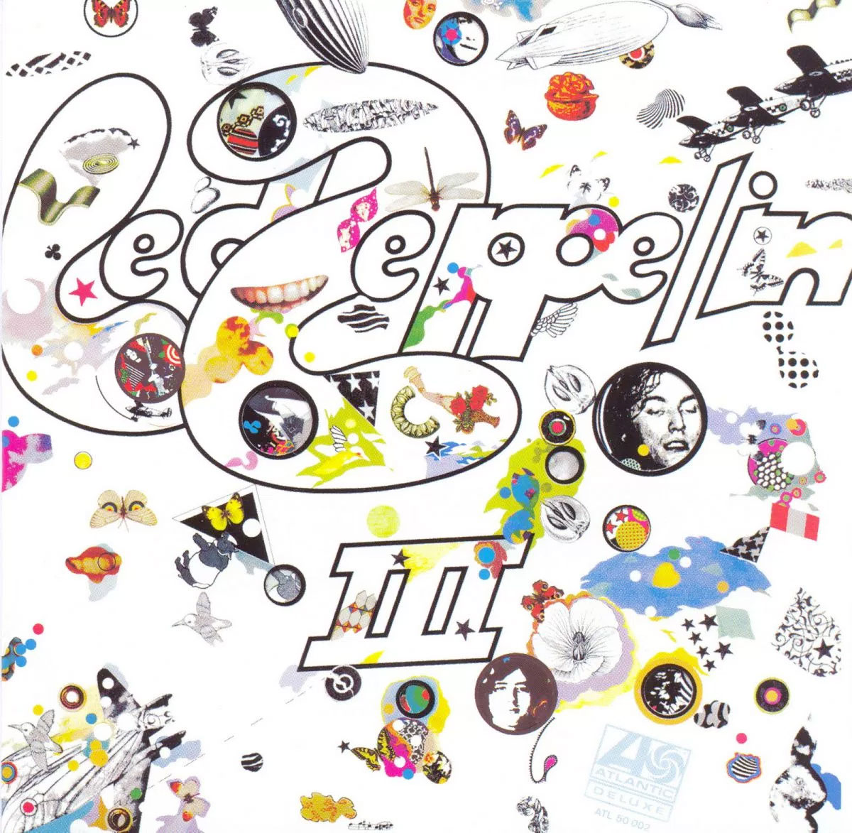 Led Zeppelin III featuring Immigrant Song