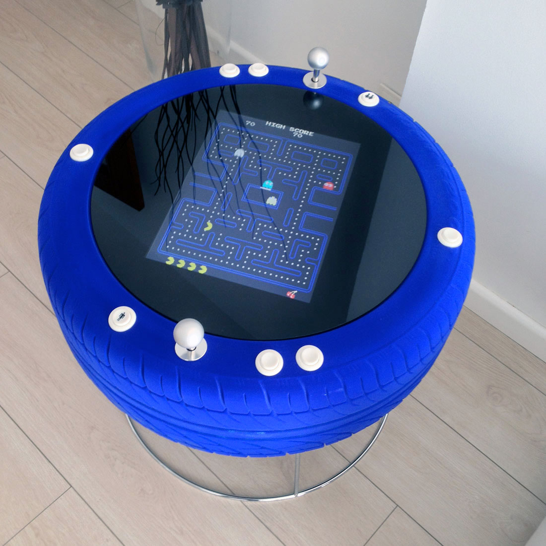 Luxtive Arcade System - Wheelcade