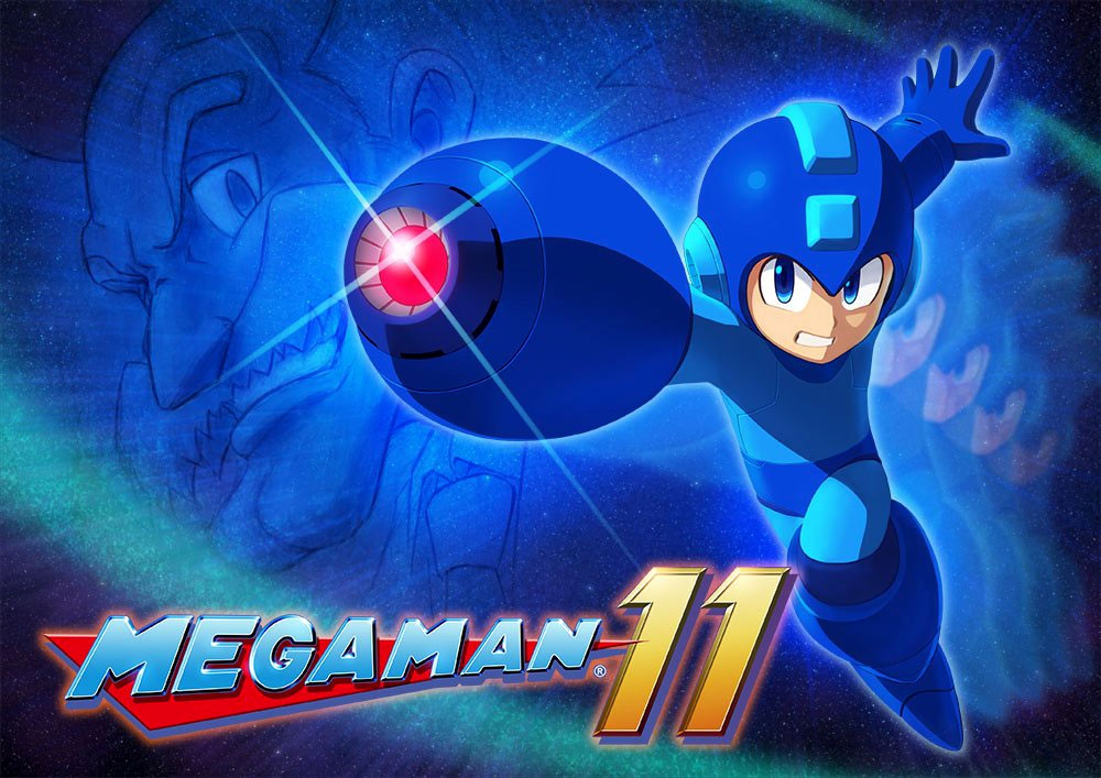 Capcom's Mega Man 11