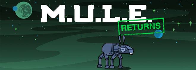 Mule Returns game