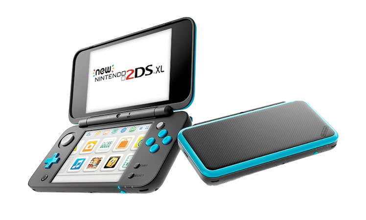 The 2DS XL