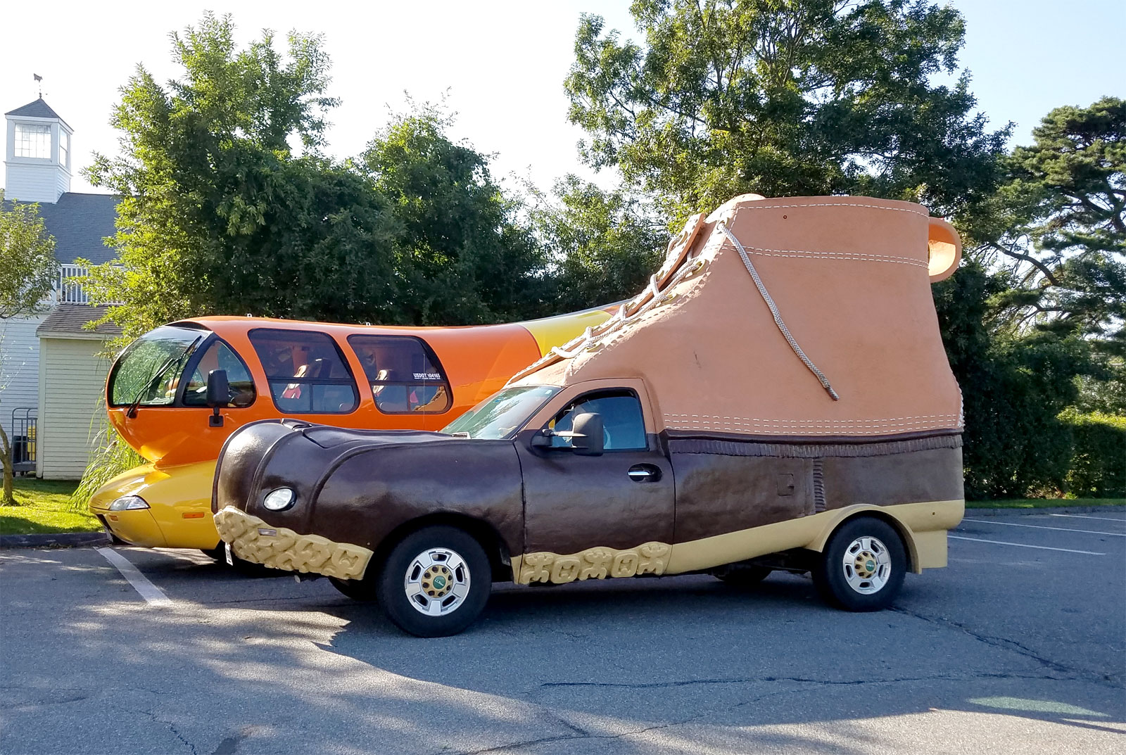 10 Flavorful Facts About Wienermobile together with Oscar Mayer Vehicle in addition 646863 further  on oscar meyer weiner mobile schedule 2017