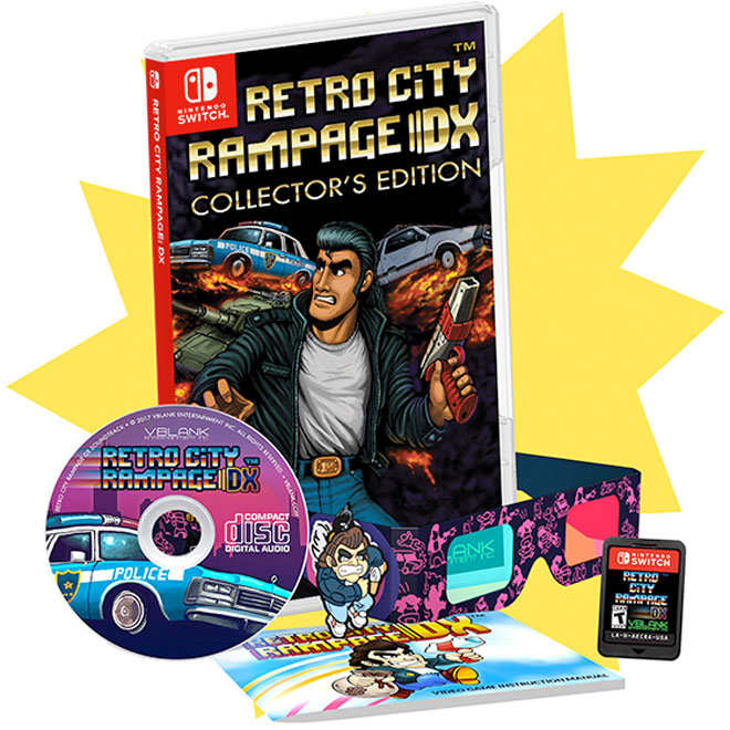 Retro City Rampage DX for Nintendo Switch