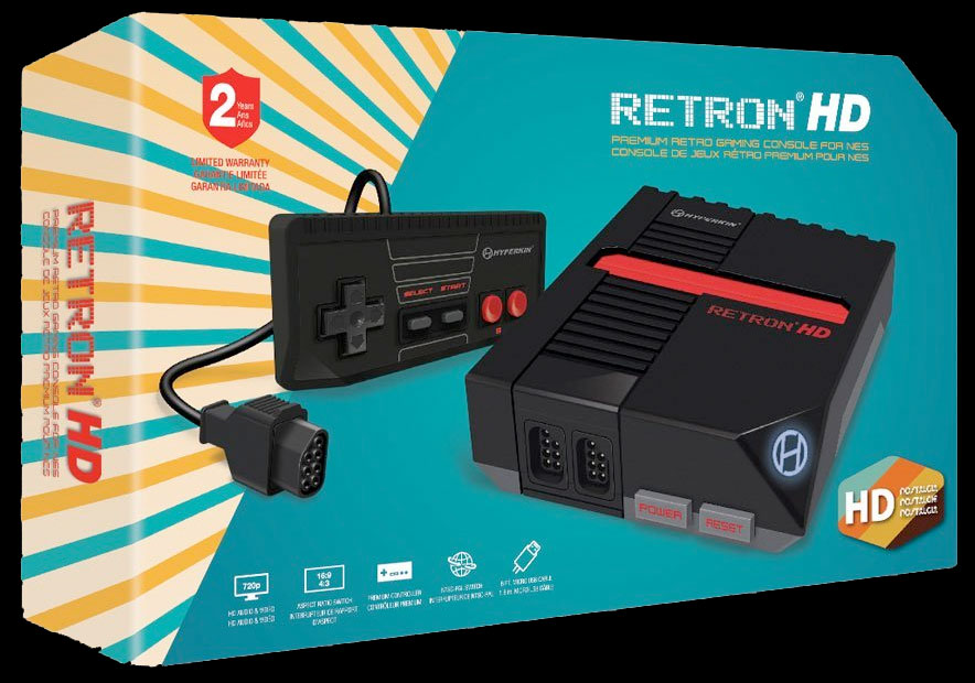 Hyperkin RetroN HD box