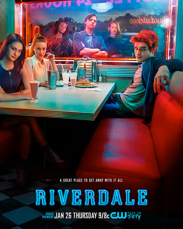 Archie is coming to the CW in Riverdale