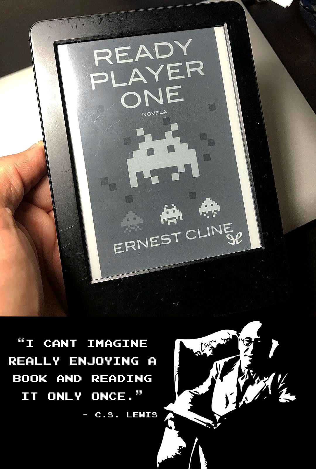 Ernest Cline's Ready Player One