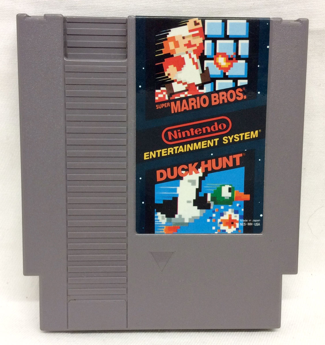 Super Mario Bros / duck Hunt game for NES
