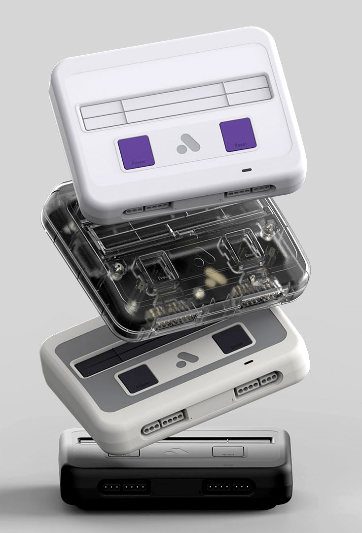 Analogue Super Nt