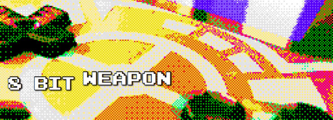 8 Bit Weapon's self titled album