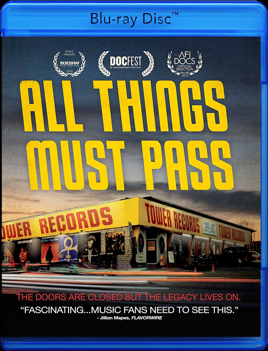All Things Must Pass DVD