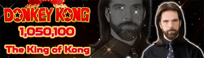 Billy Mitchell returns with a new Donky Kong high score