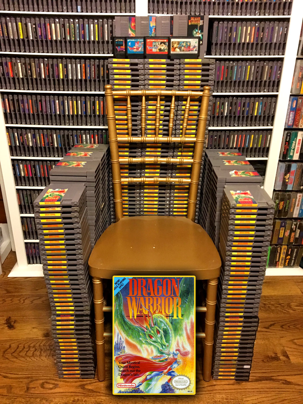 Dragon Warrior mega collection