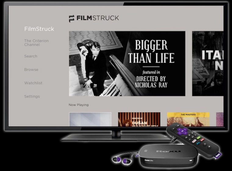 Shuttering the FilmStruck streaming service
