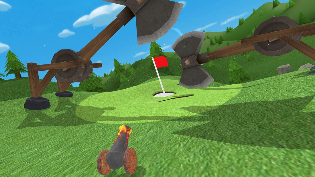 Meat Cannon Golf for Androidand iOS