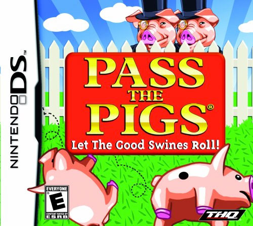 Pass The Pigs for Nintendo DS