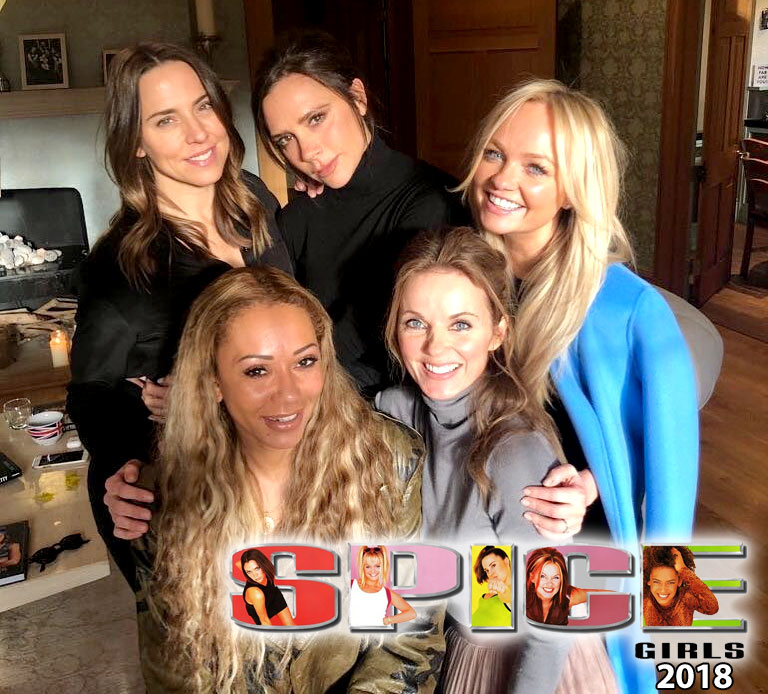 The Spice Girls are reuniting