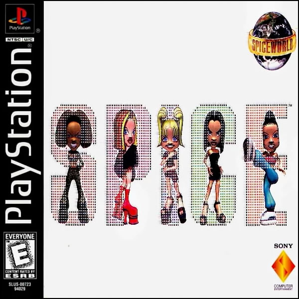 The Spice Girls video game, Spice World