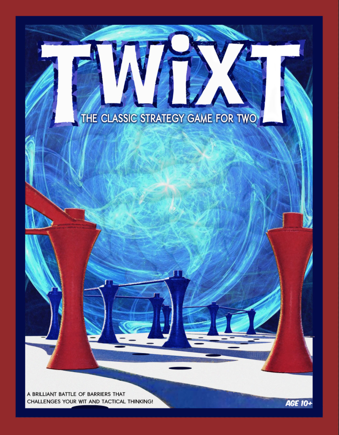 1960s boardgame Twixt is returning