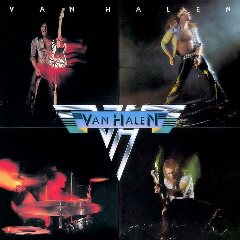 Van Halen's first album