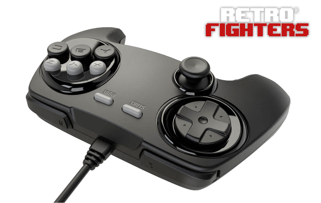 Retro Fighter's BrawlerGen 2-in-1 controller