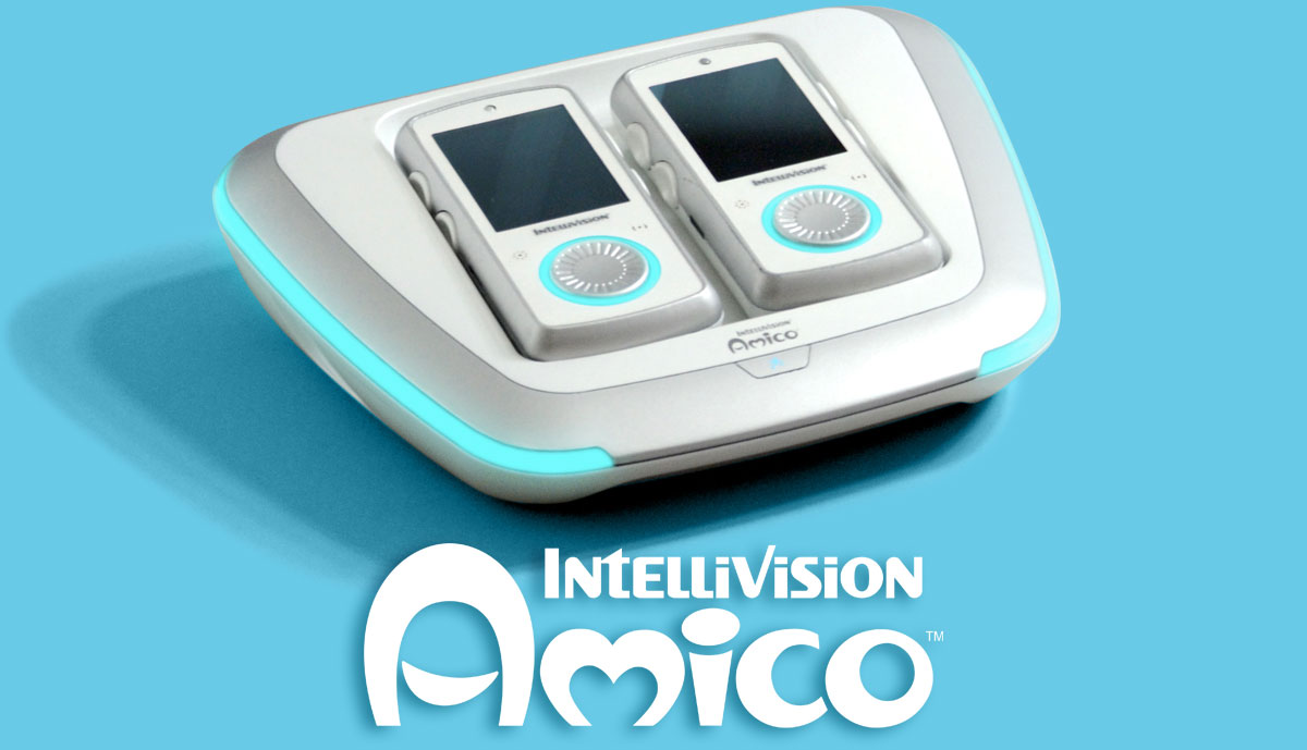 Intellivision Amico video game console