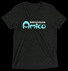 The Intellivision Amico T-shirt