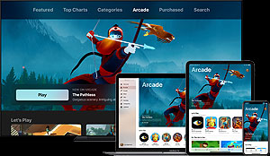 Announcing Apple Arcade