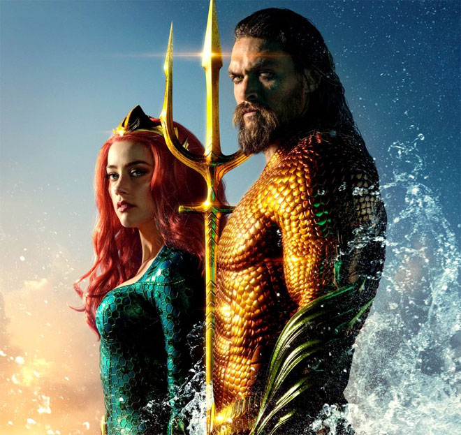 Aquaman earned One billion dollars worldwide