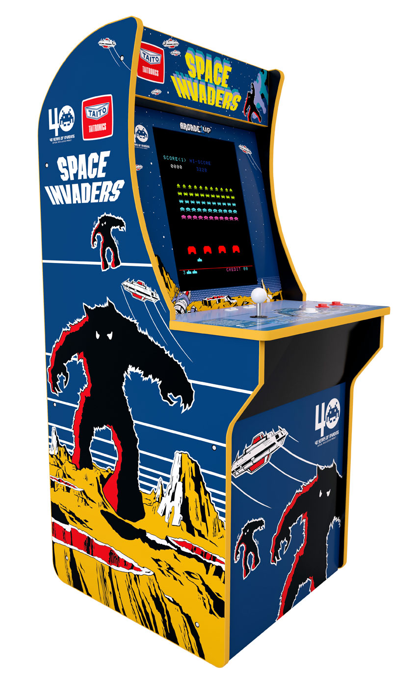 Arcade1Up Llimited Edition Space Invaders cabinet