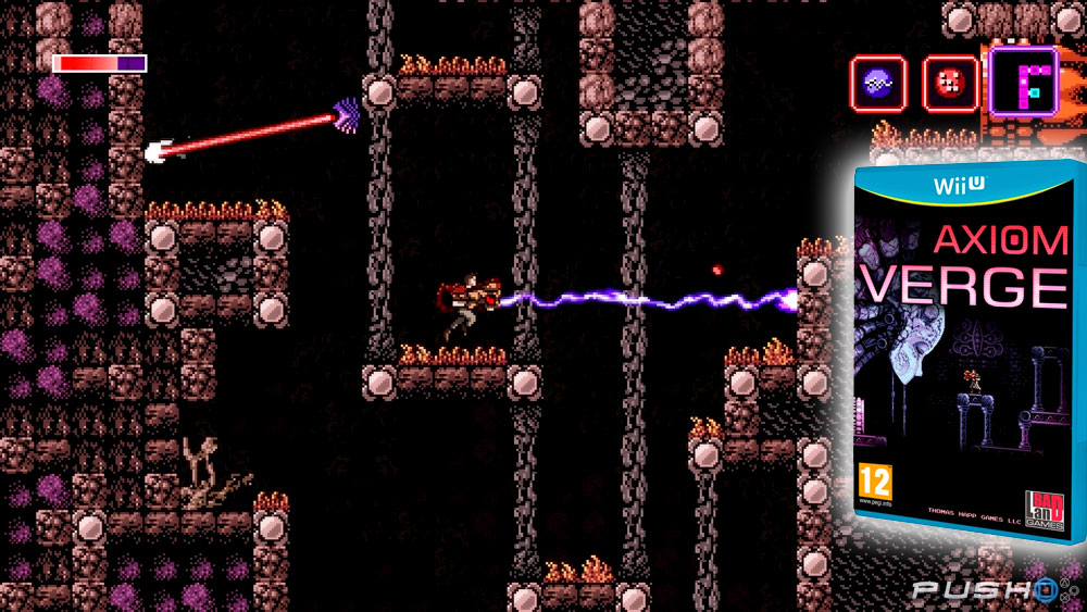 Axiom Verge for Wii U by Limited Run Games