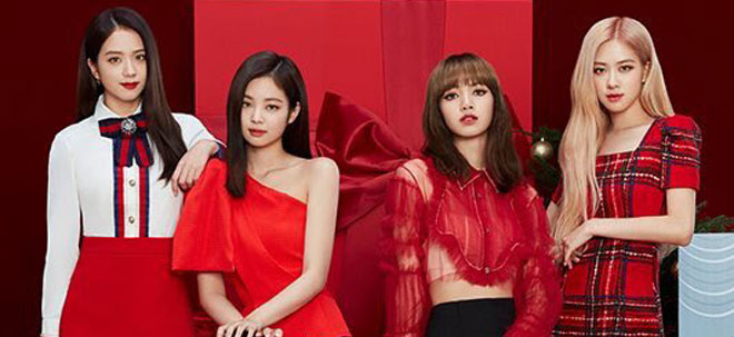 BlackPink Christmas