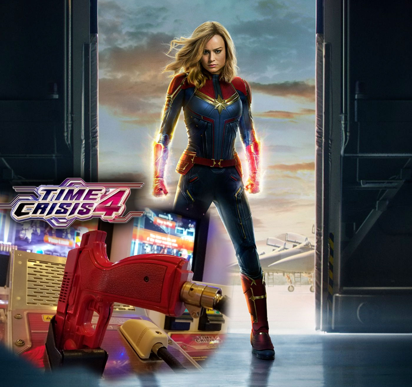 Captain Marvel was pretty good