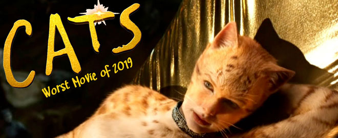 Is Cats really be the worst movie of 2019?
