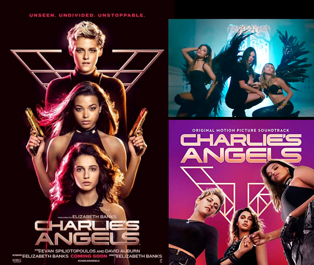 Charlie's Angels movie 2019
