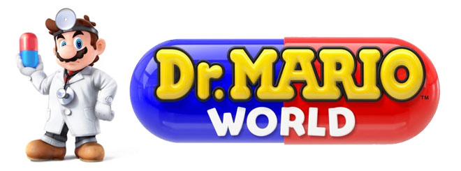 Dr. Mario World for mobile