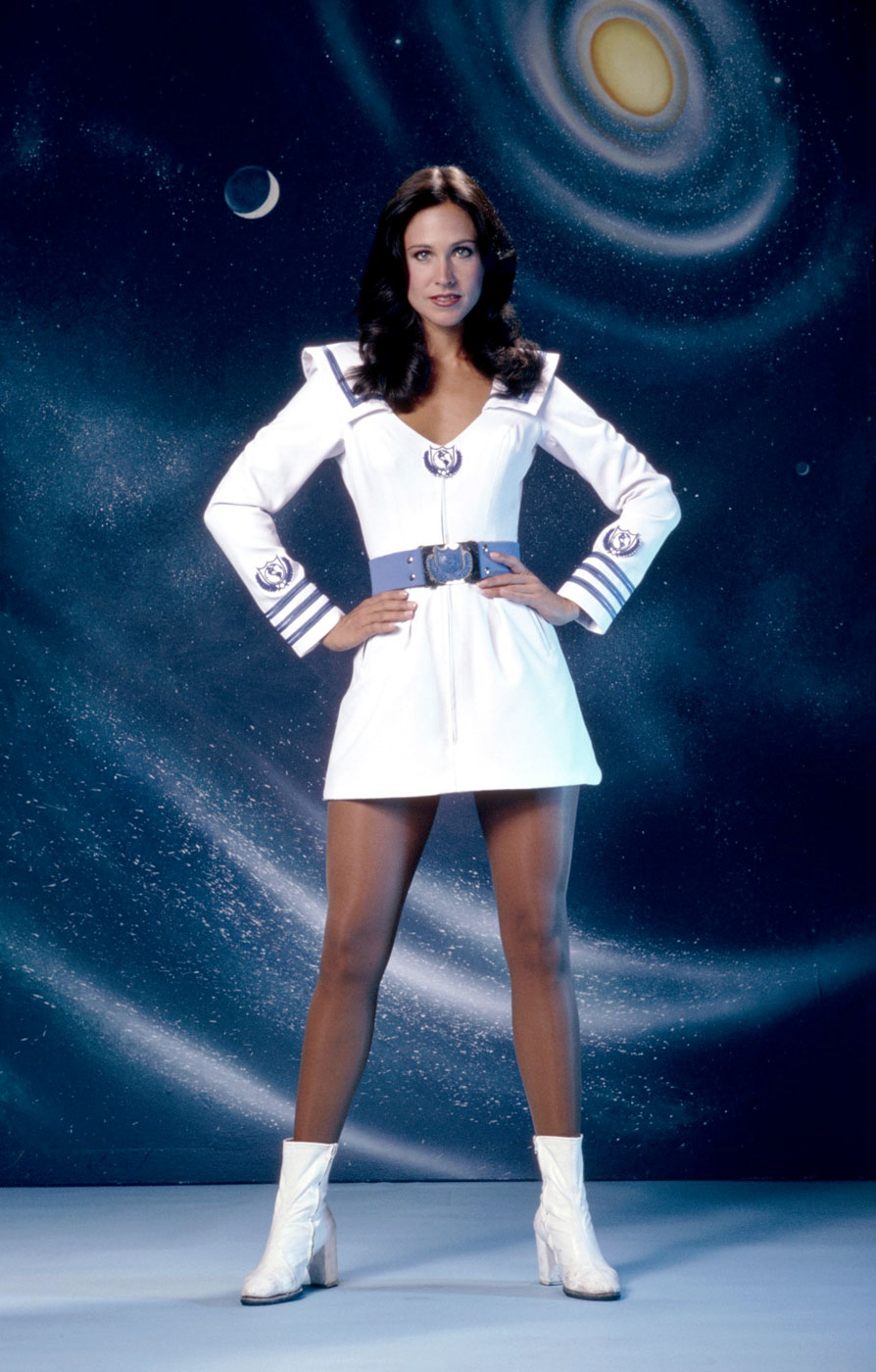 Erin Gray from Buck Rogers in the 25th Century