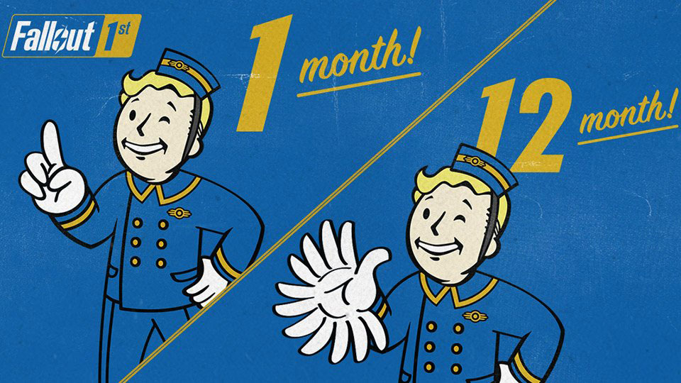 Bethesda Fallout 76 subscription